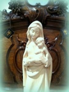 イタリア・母子像