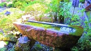 青蓮院手水鉢